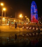 Город Барселона 6